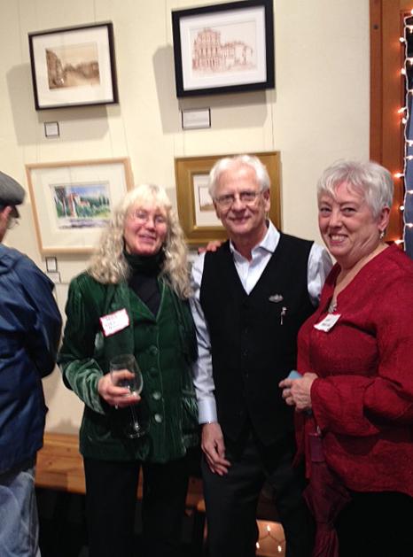 Trisha, Robert, Jane