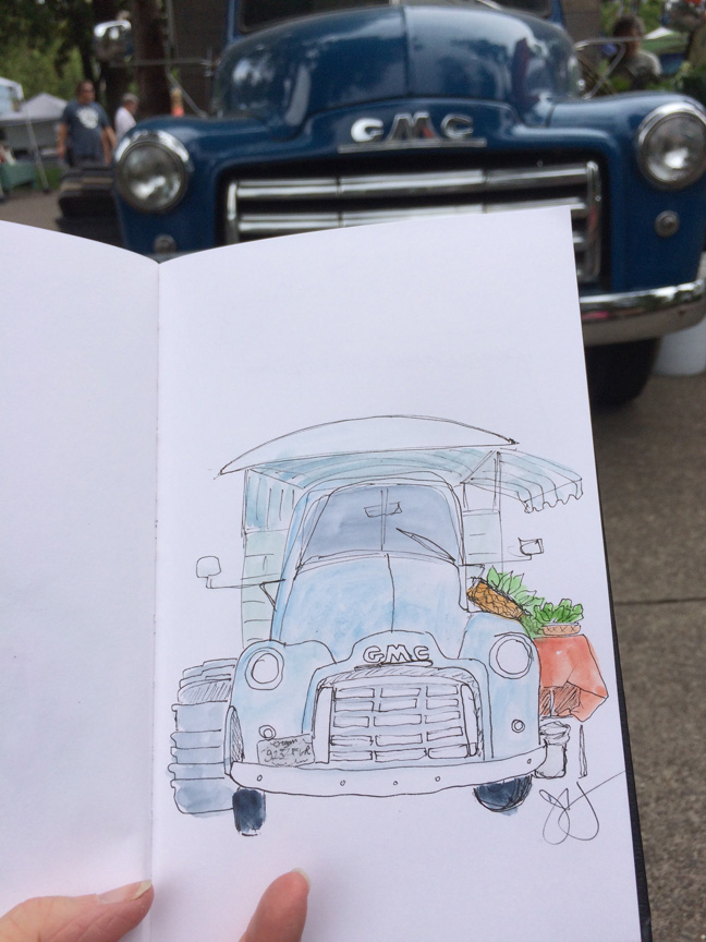 Jane-truck