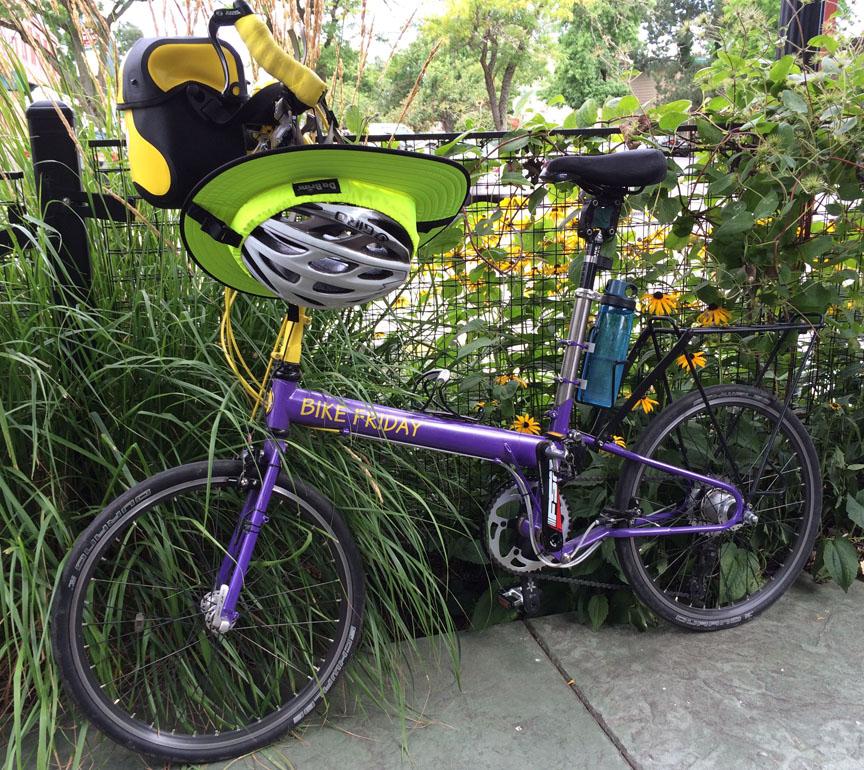 Jane-bike