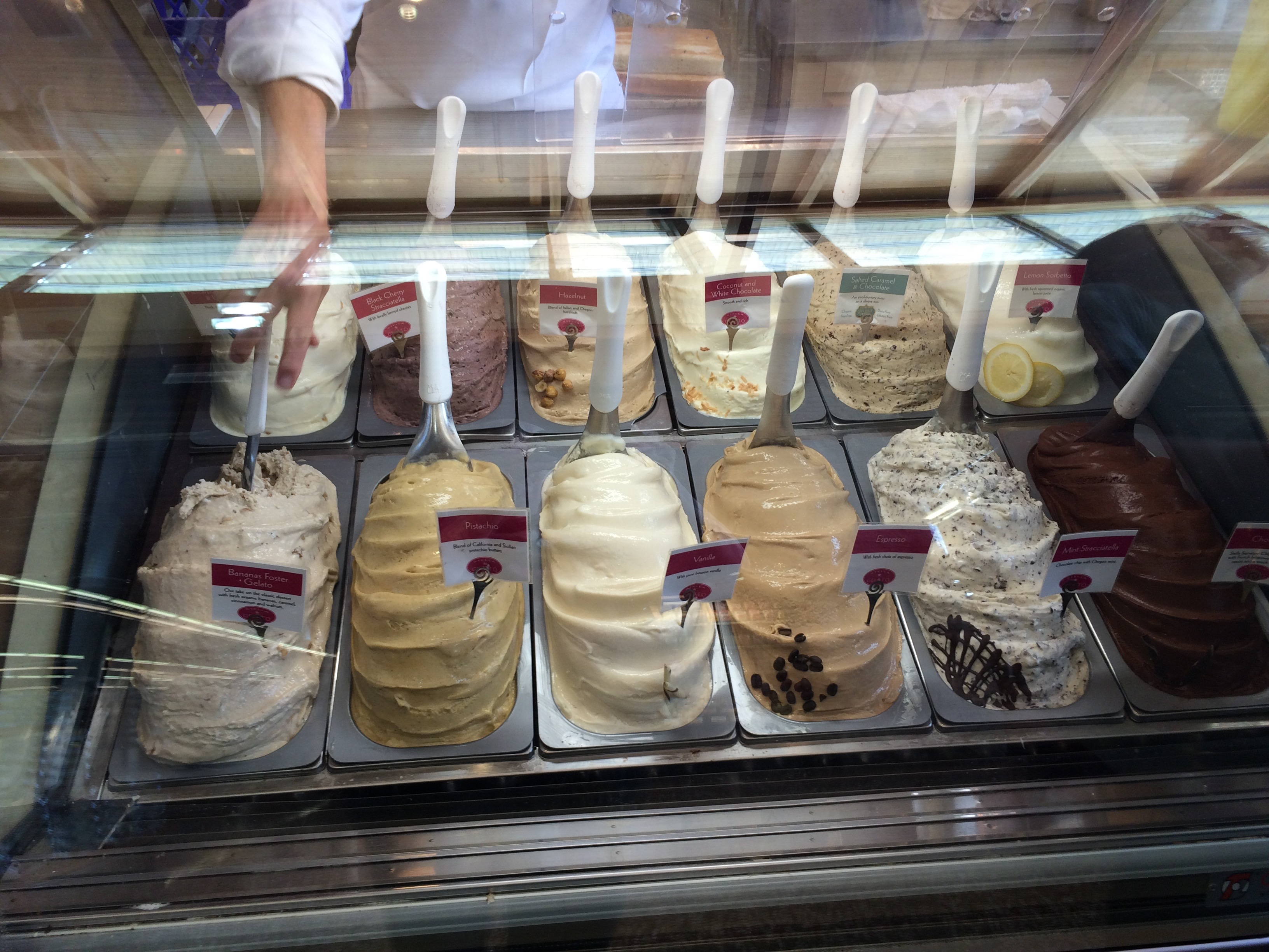 1 - gelato
